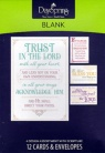 Cards - Blank - God's Word - 37368 (Box of 12)