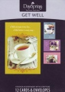 Cards - Get Well (Box of 12 cards)