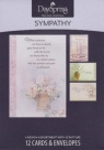 Cards - Sympathy - Comfort and Peace - 51751 (Box of 12)