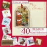 Christmas Cards - Bumper Value Selection - Box of 40 Cards - CMS