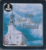 CD - 100 Best Loved Hymns (3 cds in a tin)