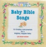 CD - Baby Bible Songs - Cedarmont Baby