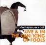 CD - Live in the Can  / King of Fools - (2 CD's)