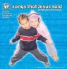 CD - Songs that Jesus Said - Scripture into Music