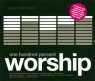 CD - One Hundred Percent Worship - (3 CD