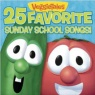 CD - Veggie Tales, 25 Favourite Sunday School Songs