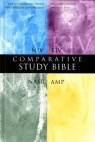 Comparative Study Bible - NIV / KJV / NASB / AMP