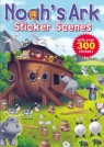Noah's Ark Sticker Scenes Book (over 300 stickers)