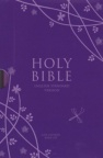 ESV - Compact  Gift Edition with Zip, Purple, Anglicized Text