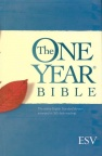 ESV One Year Bible - Paperback