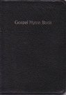 Gospel Hymn Book - Black Leather