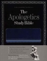 HCSB - Apologetics Study Bible - Blue DuoTone Simulated Leather