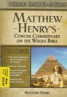 Matthew Henry's Concise Commentary on the Whole Bible, Hardback Edition