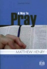 A Way to Pray - Pocket Puritan PPS