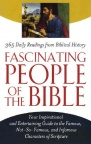Fascinating People of the Bible, 365 Daily Readings