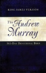 KJV - Andrew Murray 365 Devotional Bible, Paperback
