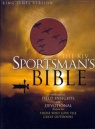KJV - Sportsman's Bible, British Tan, Soft Leather-Look
