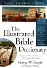 Pocket Reference - Illustrated Bible Dictionary