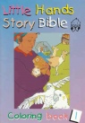 Little Hands Story Bible, Colouring Book 1