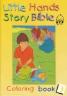 Little Hands Story Bible, Colouring  (Yellow)