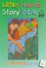 Little Hands Story Bible, Colouring  (Green)