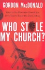Who Stole My Church? - Hardback **