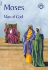 Bible Time Book - Moses Man of God