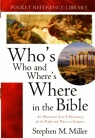 Pocket Reference - Whos Who and Wheres Where in the Bible