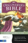 NIV Discoverers Bible - Large Print for Kids - Hardback