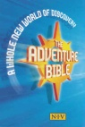 NIV - Adventure Bible - Hardback