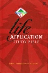 NIV Life Application Study Bible - Hardback
