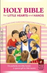 NLT - Holy Bible for Little Hearts and Hands Pink