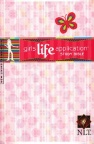 NLT  Girl's Life Application Study Bible (paperback)