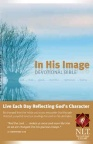 NLT - In His Image Devotional Bible Hardback Edition