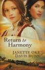 Return to Harmony **