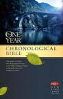 NKJV - One Year Chronological Bible, Paperback