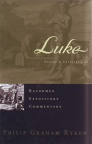 Luke (2 vols) - Reformed Expository Commentary - REC