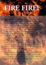 Tract - Fire Fire (Pack of 50)
