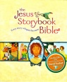 Jesus Storybook Bible - deluxe with Audio CD
