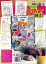 Bible Activity Sheets, Joseph is Bullied (Pack of 10)
