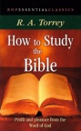 How to Study the Bible *