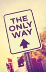Tract - The Only Way (Pack of 25)