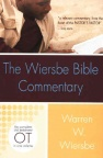 Wiersbe Bible Commentary - Old Testament **