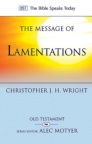 Message of Lamentations  - BST