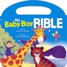 My Baby Boy Bible Board Book